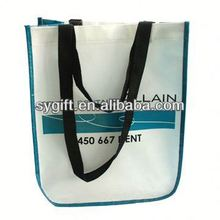 2014 New Product wholesale zebra print shopping bags