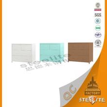 Direct Manufacturer Steel Furniture Living Room Toy Storage Cabinet / Modern Bedside Table
