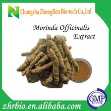 GMP Certification Morinda Officinalis Extract 50:1
