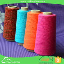 5s Blended cotton and polyester yarn ,yarn for blanket