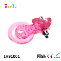 High quality and lowest price Men penis massager sex toys vibrating tongue cock ring sex toys for men penis ring