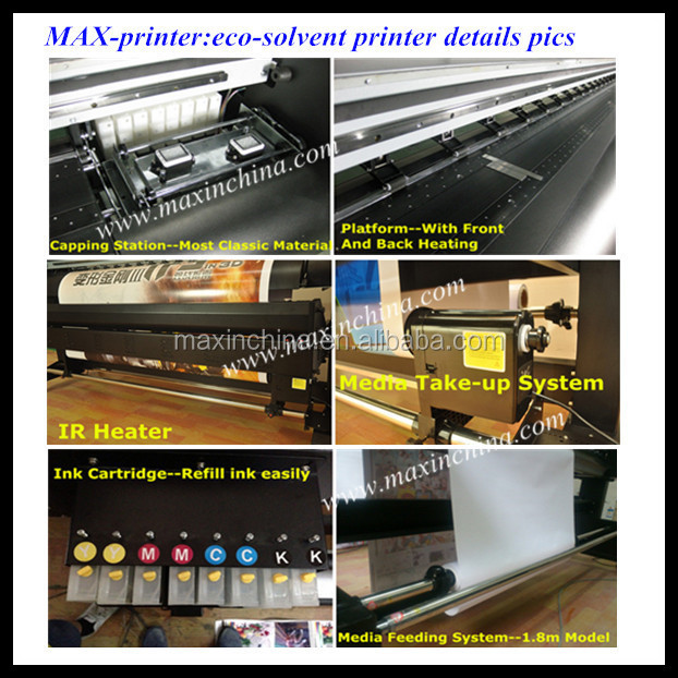 how to clean c88+ printhead eco solvent ink