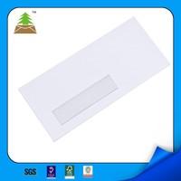 DL Window Envelope double open window paper envelopes