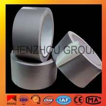 High Quality Waterproof Sticky Grey Adhesive Cloth Duct Tape