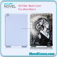 Novel and unique 3D film phone case for Ipad mini2