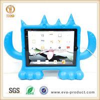 Free standing Monster EVA Kid safe anti-shock case for ipad3 4