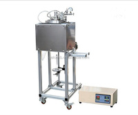 High Temperature Tube Furnace (25mm ID. 2000C Max) with Digital Controller-GN-2000X-SH01