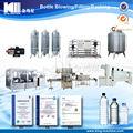 El agua pura / planta embotelladora de agua potable