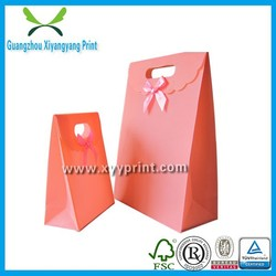 Cheap Handmade Paper Carry bag with Handles