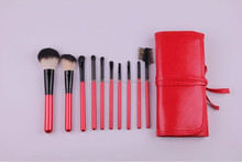 quality makeup brush set, good choice for gifts to friends