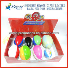 Leather filler EPS or cotton small rugby balls