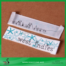 Sinicline Nice Printed and Woven Labels For Garments