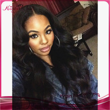 2015 Wholesale Cheap Human Hair U Part Wig Unprocessed Right part Peruvian virgin hair kinky curly U part wig With Bangs