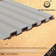 Ecological Wood-plastic Composite WPC Wall Oriental Coating