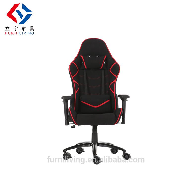 Современный внешний вид комфорт регулируемое кресло спинки используется компьютер Dxracer игровой стул поставщика