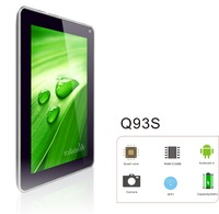 android 9 inch tablet pc smart pad with WIFI dual camera good price
