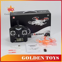2.4G four axis aircraft with a camera 24 rc quadcopter mini hobby