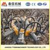 hydraulic pile head cutter KP380A, concrete cutter, hydraulic concrete breaker