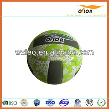 Custom promotional cheap jersey design volleyball