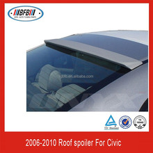 rear roof spoiler for Honda Civic