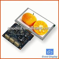 TFT LCD lcd touch screen technology