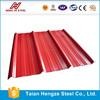 HOT 51-190-760 galvanised steel metal floor decking sheet/colored galvanized corrugated steel sheet
