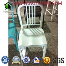 Silver Indoor Cafe Aluminium Emeco Navy Chair