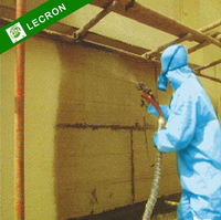fireproof spray polyurethane foam