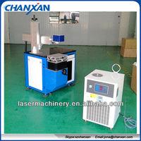 suzhou semiconductor laser marker / engraving tool on metal Skype:szchanxan