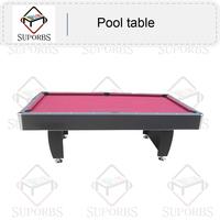 2015 hot sale high-end 3 cushion billiard table for sale P-Bc0004