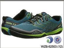 china shoes factory new design mens waterproof merrell hiking shoes. mountain shoe