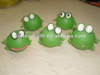 rubber frog,rubber animal,frog toy,floating,Whistle
