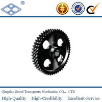 "standard triplex cast iron motorcycle chain sprocket 3/8"" x 7/32"" for 06B-3"