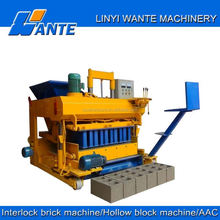 WT6-30 brick machine for myanmar,china brick machine importer