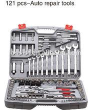 profesional conjunto de cromo vanadio herramientas mecánico conjunto