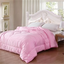 100%cotton material white duck feather duvet