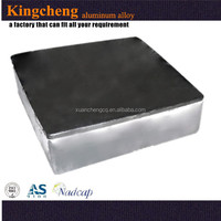 Hot rolling aluminum industrial extrusion parts manufacturer sepply 10ft flat bottom aluminum fishing boat