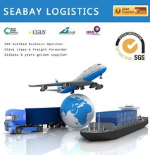 Seabay China air freight service to Israel