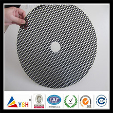 Hot Sale!Small Round Hole Perforated Metal Mesh For Filtration of Auto Gas Engine(24 Years Suppier)