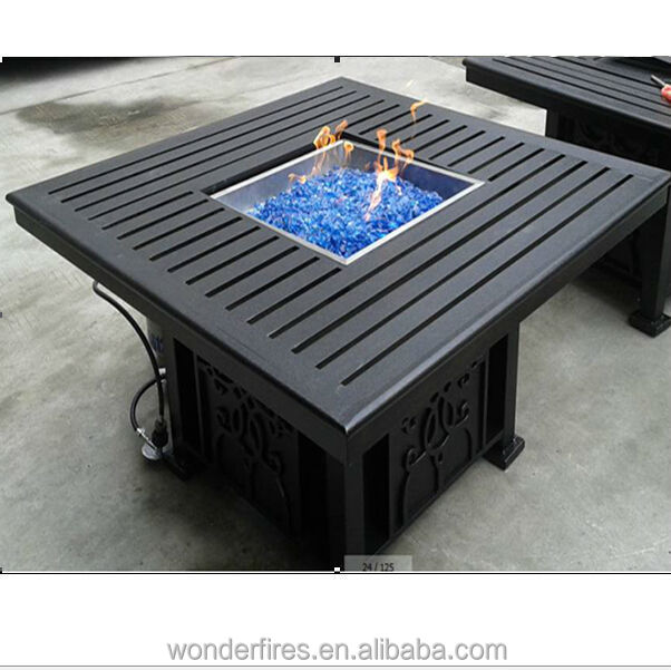Outdoor Fire Pit Patio Flame Table Coffee Furniture Propane Natural Gas Buy Outdoor Firepit