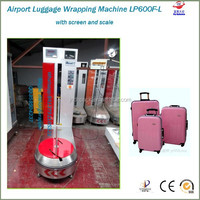 Most Popular Airport Luggage Wrapping Machine/Airport Baggage Wrapping Machine With CE South Africa Wrapping Machine