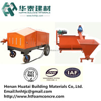 ISO Approved High Strength Insulation Clc Cement Block Machine