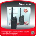 5w de largo alcance LS-V5 fm radio