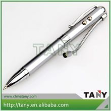 Presentation Pen with LED flexible Tube and Laser Pointer