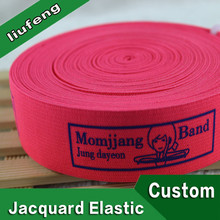 fashion jacquard elastic