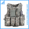 Legend military bulletproof tactical vest with 7 Customizable Modular Pouches