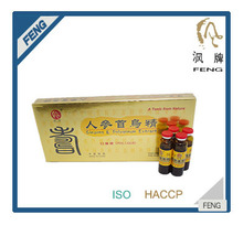 health food product Ginseng & polygonum Extract liquid
