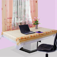 PVC Lace Tablecloth in Roll