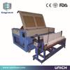 Hot sale Auto feeding cotton fabric laser cutting/engraving machine LXJ1610