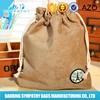 Custom-made New Design Eco Cotton Drawstring Bag
